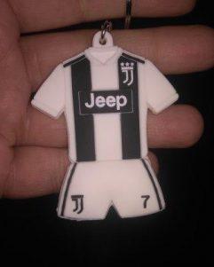 portachiavi-maglietta-Ronaldo-Juve-idea regalo-