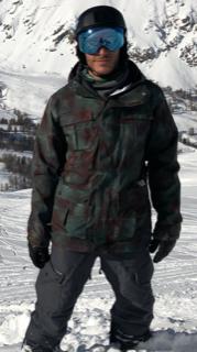 foto snowboarder per funko personalizzato