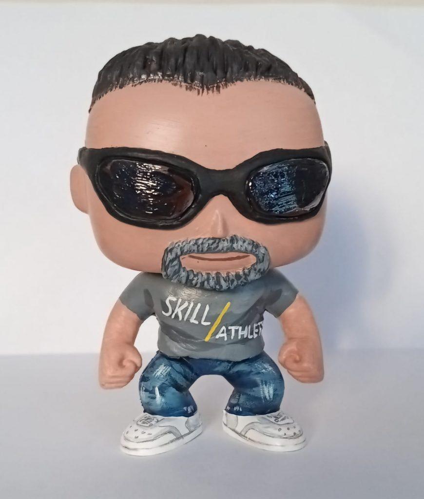 funko personalizzati uomo con occhiali